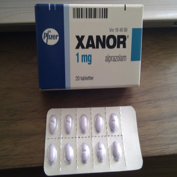 xanor 2 mg